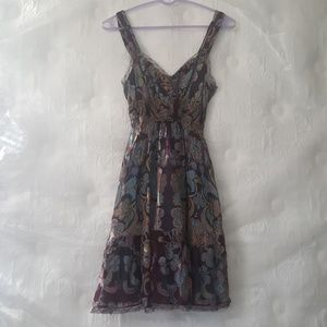 Free People Flower Child Floral Dress